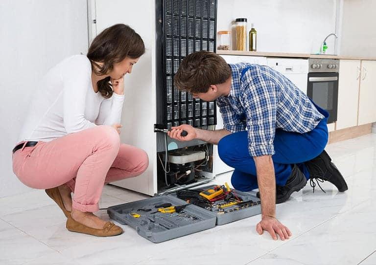fridge repair chicago