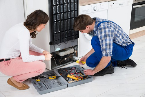 fridge repair cost